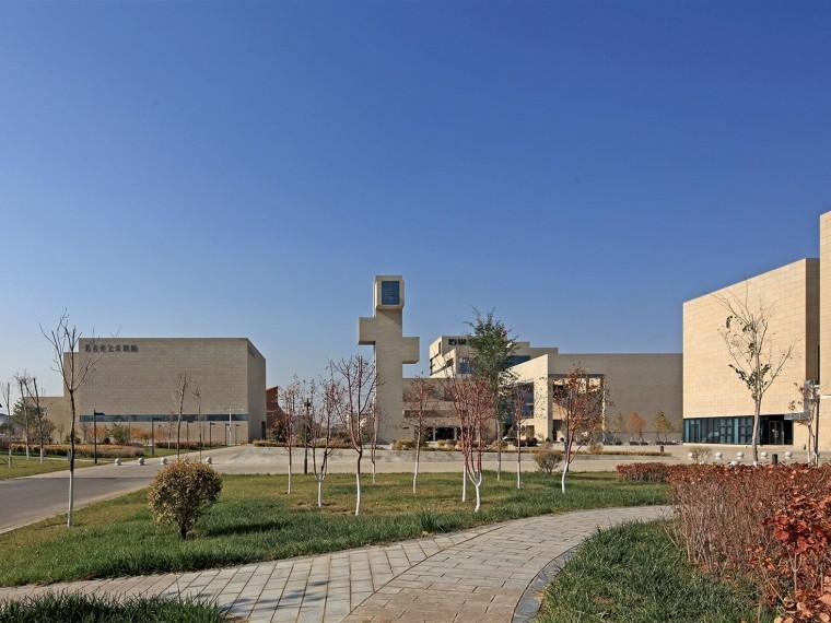 新疆昌吉州文化中心-1