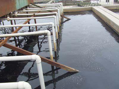 特种化工废水处理工艺资料下载-环保设备设计与应用之印染废水处理工艺