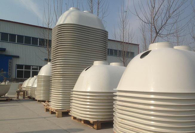 玻璃钢化粪池型号规格及施工安装