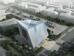 [四川]未来感几何造型学科交叉融合平台建筑设计方案文本