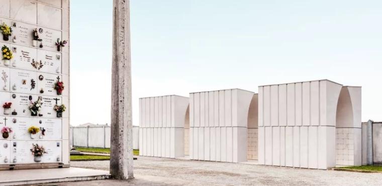 意大利公墓祭奠堂