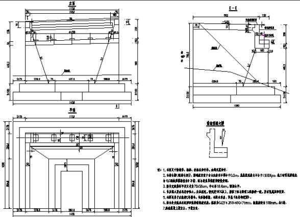 桥台施工技术方案