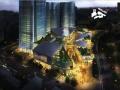 200多米绿地宾馆建筑设计方案文本(终稿)