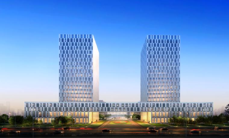 [合集]四套现代设计感文化产业园建筑方案文本_11