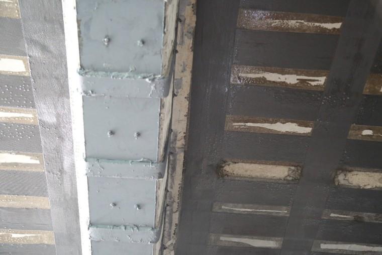 多种角度看碳纤维加固与粘钢加固的异同