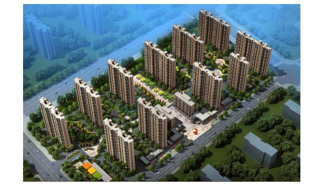 安置用房项目住宅楼安全施工组织设计