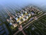 慈溪市新兴商业产业集群核心区城市建筑设计方案文本