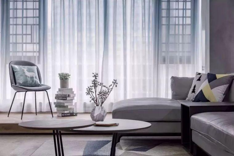 窗帘如何选择和搭配,创造出更好的空间效果_20
