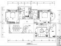 现代简约风格复式别墅设计施工图(附效果图)