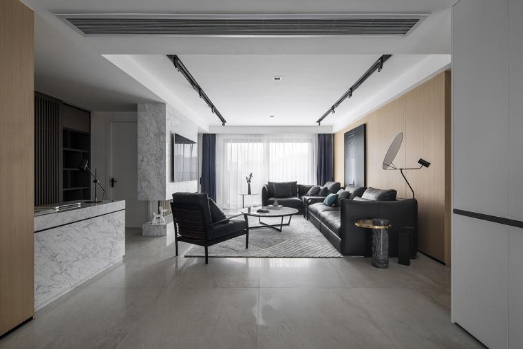 台式现代风格的住宅