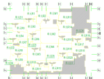 社会山南苑地下车库暖通设计图(含平面图、大样图等)