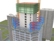 [浙江]地标性城市综合体项目总承包施工组织设计(2018年送彩金网站大全标,1100余页)