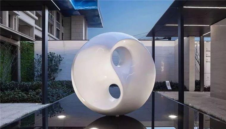 60款·当下最炫酷的地产景观雕塑_23