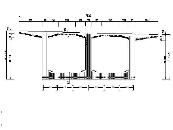 九龙江大桥悬浇箱梁支架及模板施工方案