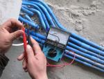 野外电气电路敷设挖沟、挖坑安全技术交底