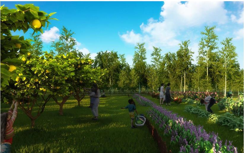生态农场_[方案][北京]房山农业生态谷概念性规划设计(农业景观,工业生态)