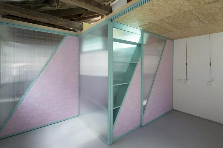 不足60㎡的小空间,如何设计能做到处处高逼格?_1