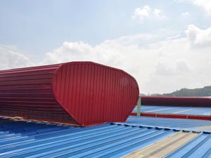 关于屋面自然通风器厂家选择的几条重要忠告