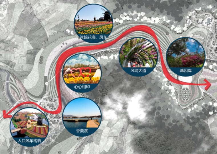 [湖北]浪漫风情休闲度假地景观方案设计-12