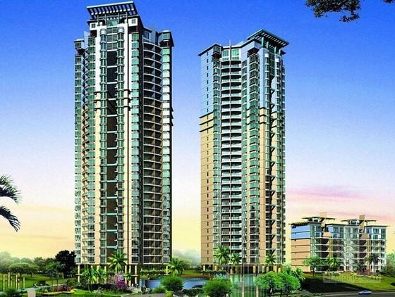 [成都]高层住宅楼建筑安装工程量清单报价(宏业软件应用)