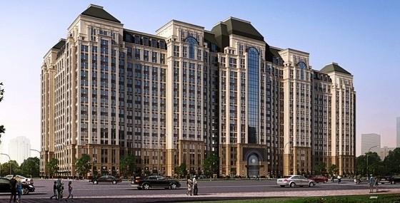 [成都]大型高档住宅区规划设计方案文本
