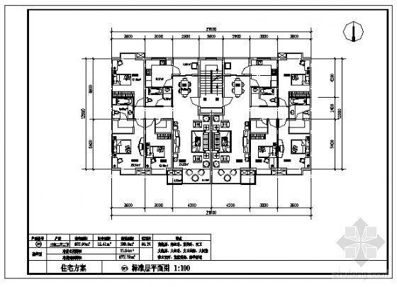 三室二厅二卫(138.9m2)