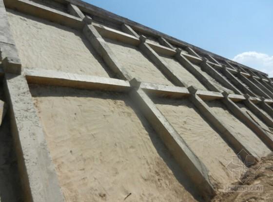 [QC成果]提高格构梁锚杆、桩板墙锚索一次验收合格率