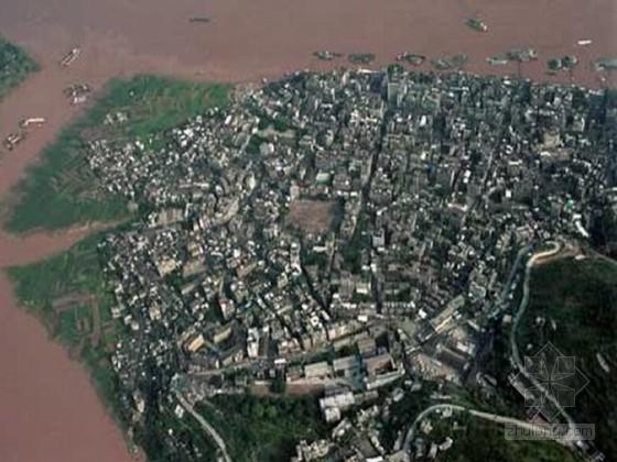[重庆]双向4车道20m宽市政道路图纸全套157张(含给排水 强弱电)