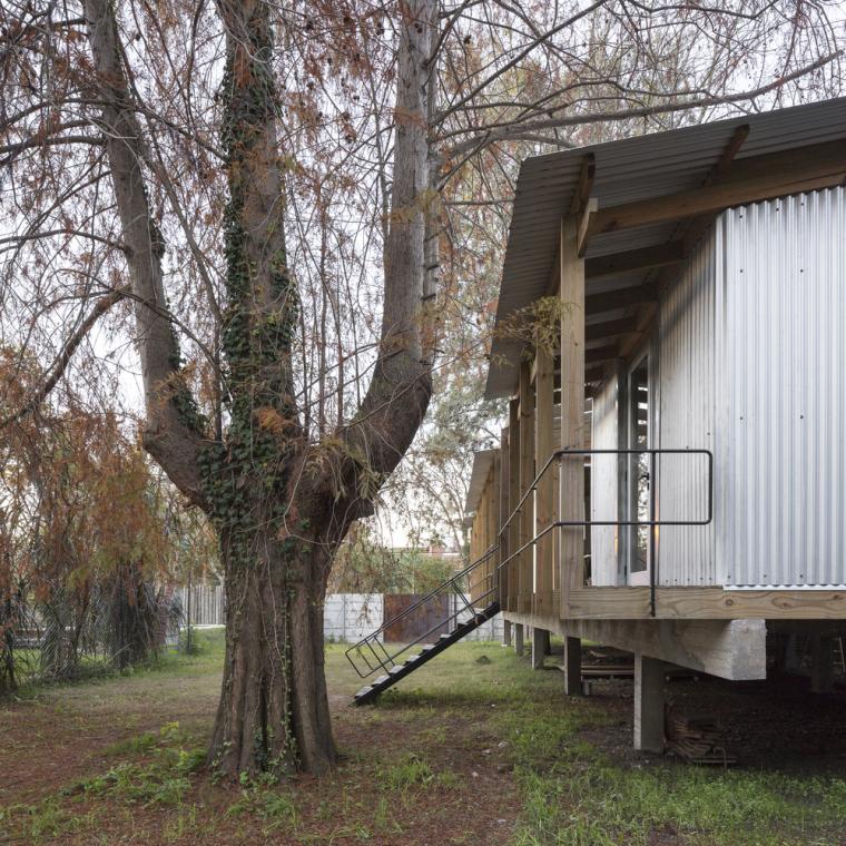 阿根廷三角洲住宅-7