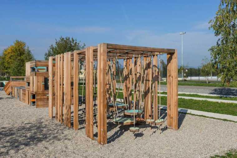 德国后工业场地改造的市民休闲运动空间-mooool-A24-Landschaft-Leisure-sport-kohlelager1