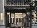 中海世纪荟售楼处,NEW ART DECO的诗意景观