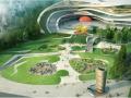 [江苏]南京汤山国家地质公园博物馆景观概念设计(PPT61页)