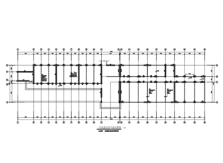 [江阴]中学实验楼抗震加固以及平改坡工程设计图