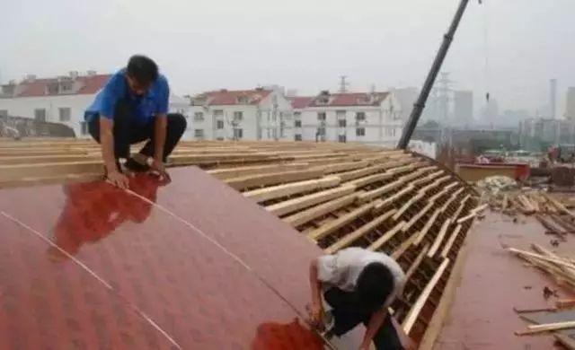 汇总出在建筑工地上常用模板的详细分类_6