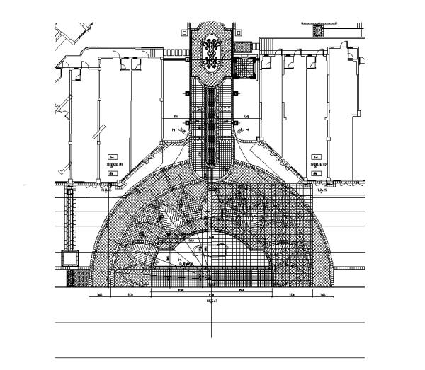 [广东]花园社区居住区景观设计施工图
