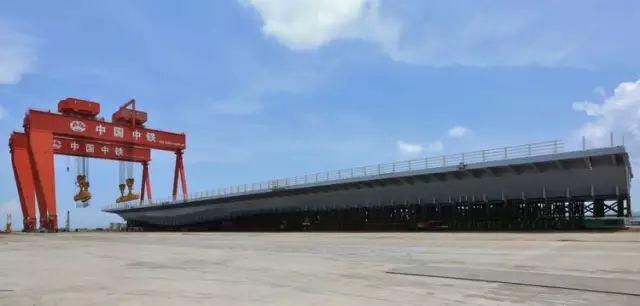 港珠澳大桥钢箱梁原来是这样建成的!_21