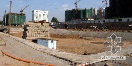 郑州某高层住宅楼施工组织设计(33层 中州杯 附照片)