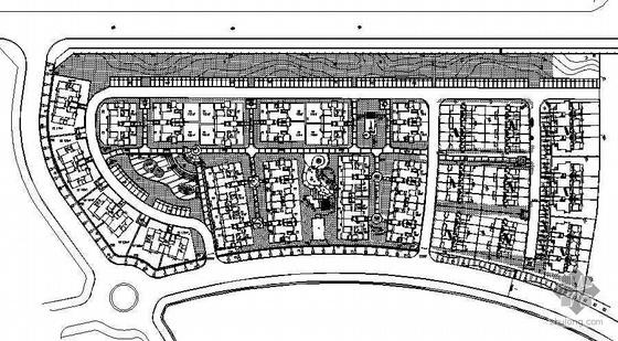 [昆明]住宅小区景观设计施工图