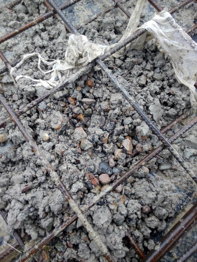 混凝土中关于鹅卵石使用的规定