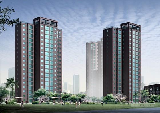 [山东]大型住宅楼项目开发规划指标及目标成本分析(全套报表)