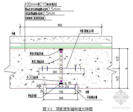 广州某地下车站防水施工方案