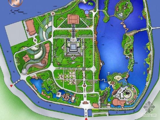 汕头市公园详细规划改造方案