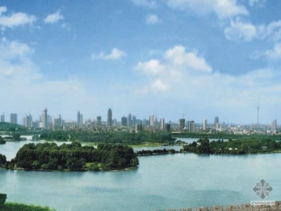 [南京市]某山湖风景区整治概念总体规划工作营报告书