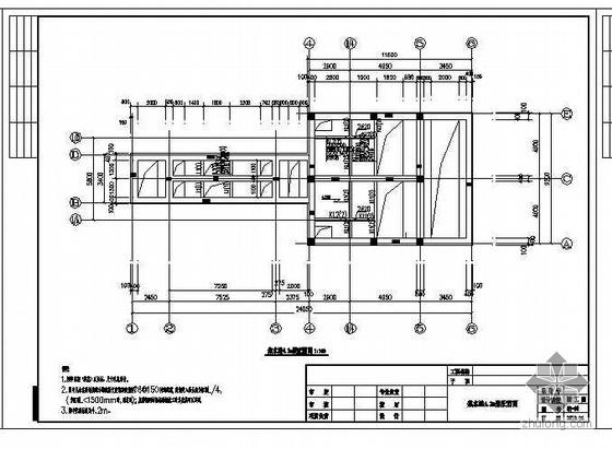 珠海某泵站施工图纸