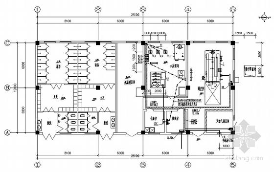 锅炉房电气设计图纸图片