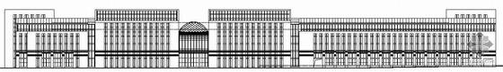 [沈阳]某大型商业广场扩大初步设计方案