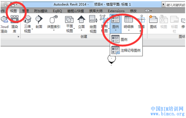 Revit如何添加机电专业的图例