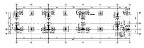 五层框架结构教学楼加固设计图