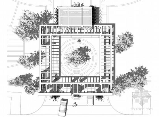 [安徽]印象园林居住区景观设计深化方案