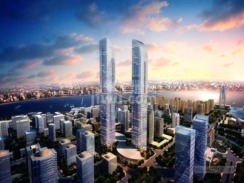 [宁夏]绿地中心双子塔工程监理大纲(高301米 参考价值高)
